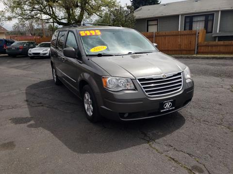 2010 Chrysler Town and Country for sale in Spokane, WA