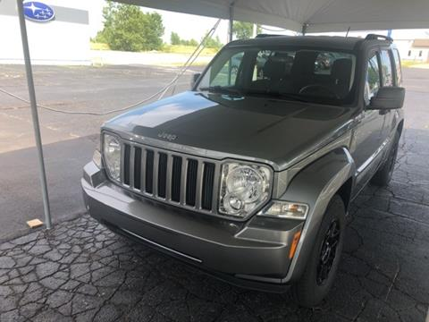 2012 Jeep Liberty for sale in Fort Wayne, IN