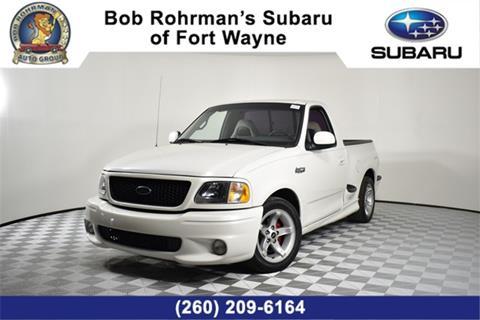 Ford Fort Wayne >> 2000 Ford F 150 Svt Lightning For Sale In Fort Wayne In