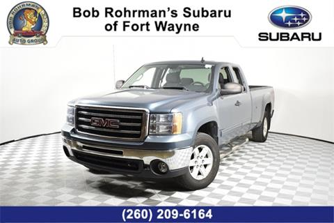 2012 GMC Sierra 1500 for sale in Fort Wayne, IN