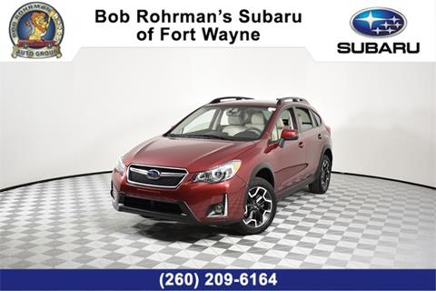 2017 Subaru Crosstrek for sale in Fort Wayne, IN