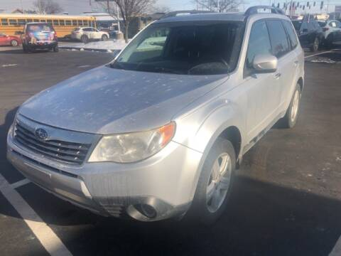 2010 Subaru Forester 2.5X Premium for sale at Bob Rohrman Subaru of Fort Wayne in Fort Wayne IN