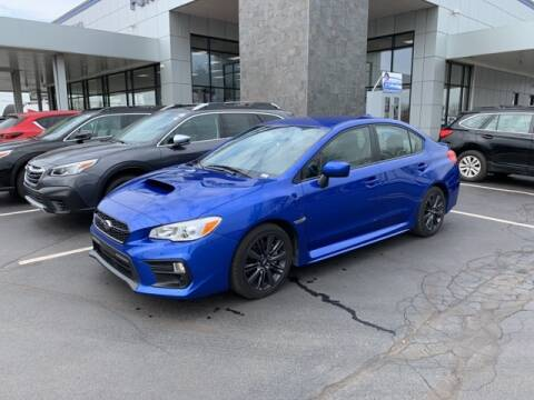 2019 Subaru WRX for sale at Bob Rohrman Subaru of Fort Wayne in Fort Wayne IN