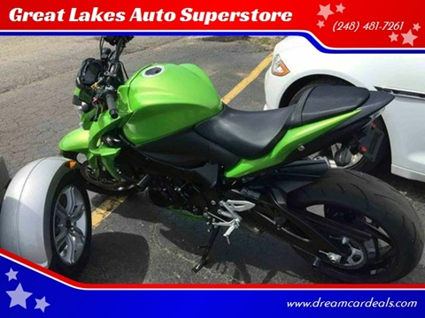 2016 Suzuki GSX-S1000L6 for sale at Great Lakes Auto Superstore in Pontiac MI