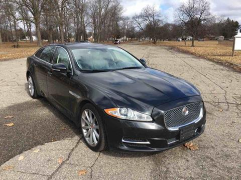 2015 Jaguar XJL for sale at Great Lakes Auto Superstore in Pontiac MI