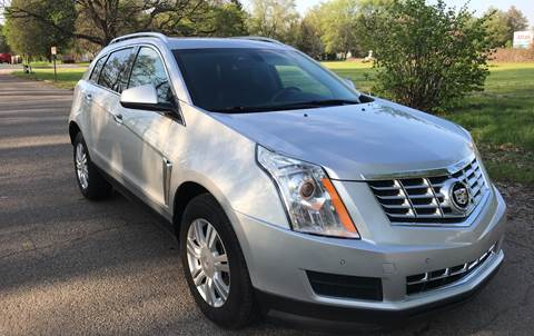 2016 Cadillac SRX for sale at Great Lakes Auto Superstore in Pontiac MI