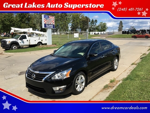 Great Lakes Auto >> Great Lakes Auto Superstore Car Dealer In Pontiac Mi