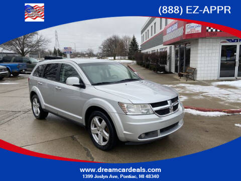2009 Dodge Journey for sale at Great Lakes Auto Superstore in Pontiac MI