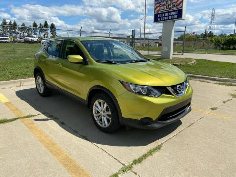 2017 Nissan Rogue Sport for sale at Great Lakes Auto Superstore in Pontiac MI