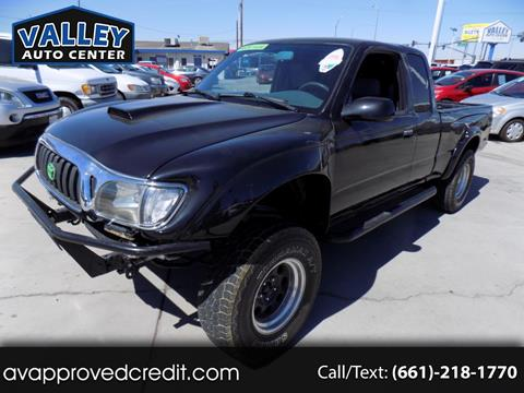 2000 Toyota Tacoma for sale in Lancaster, CA