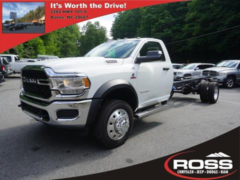 2019 RAM Ram Chassis 5500 for sale in Boone, NC