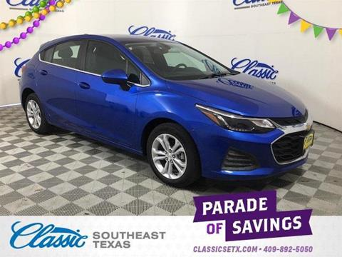 2019 Chevrolet Cruze for sale in Beaumont, TX