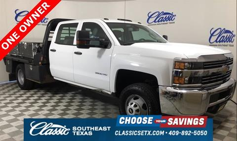 2017 Chevrolet Silverado 3500HD CC for sale in Beaumont, TX