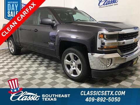 2016 Chevrolet Silverado 1500 for sale in Beaumont, TX