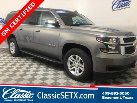 2018 Chevrolet Suburban for sale in Beaumont, TX