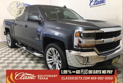 2017 Chevrolet Silverado 1500 for sale in Beaumont, TX