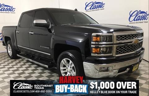2014 Chevrolet Silverado 1500 for sale in Beaumont, TX