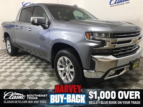 2019 Chevrolet Silverado 1500 for sale in Beaumont, TX
