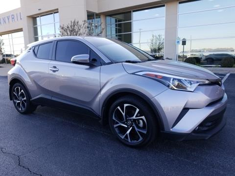 2018 Toyota C-HR for sale in Hopkinsville, KY