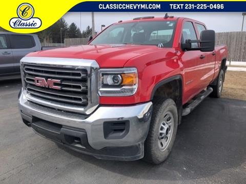 2016 GMC Sierra 2500HD for sale in Lake City, MI