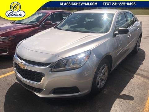 2016 Chevrolet Malibu Limited for sale in Lake City, MI