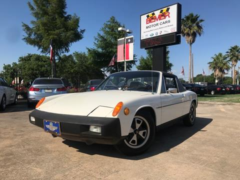 1976 Porsche 914 for sale in Houston, TX