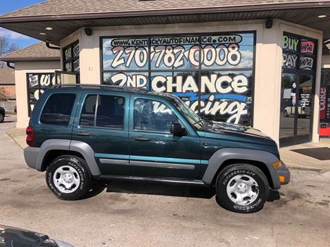 2005 Jeep Liberty for sale in Bowling Green, KY