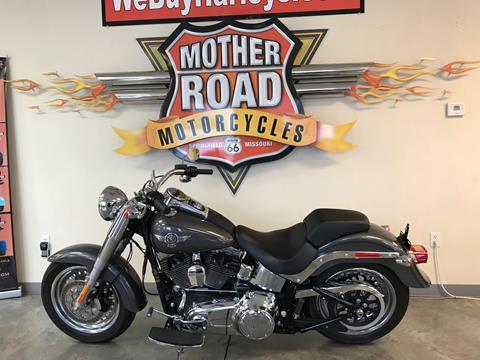 2016 Fat Boy Harley Davidson for sale in Springfield, MO