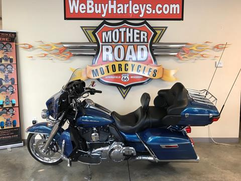 2014 Harley Davidson Ultra Limited for sale in Springfield, MO
