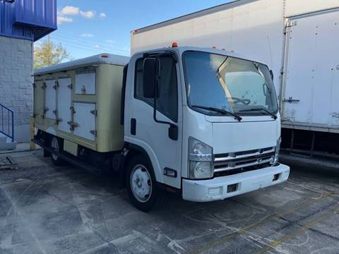 2010 Isuzu NQR for sale in Orlando, FL