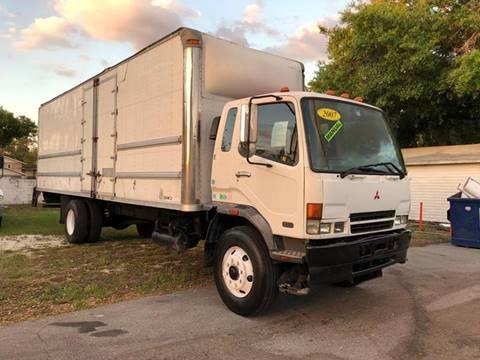 2007 Mitsubishi Fuso for sale at Orange Truck Sales in Orlando FL