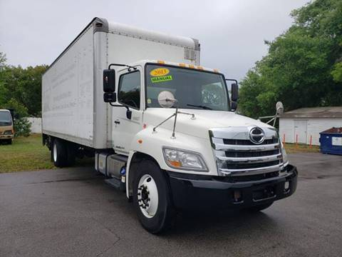 2013 Hino 338 for sale in Orlando, FL