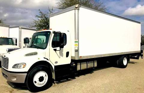 2015 Freightliner M2 106 for sale in Orlando, FL