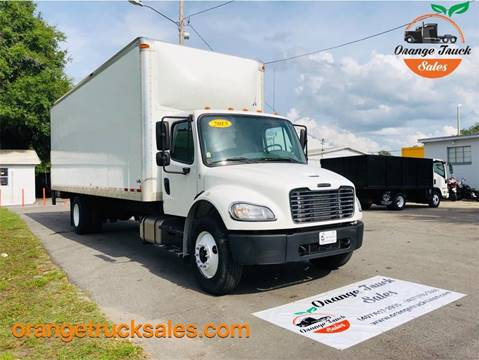 2015 Freightliner Business class M2 for sale in Orlando, FL