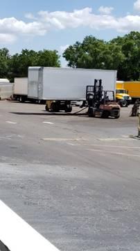 2015 Morgan 26 ft for sale at Orange Truck Sales in Orlando FL