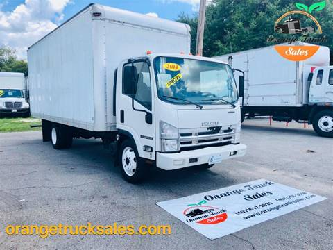 2014 Isuzu NPR-HD for sale in Orlando, FL