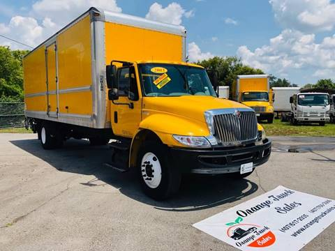 2013 International 4300 for sale in Orlando, FL