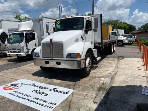 2008 Kenworth T800 for sale at Orange Truck Sales in Orlando FL