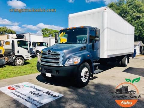 2013 Hino 268 for sale in Orlando, FL