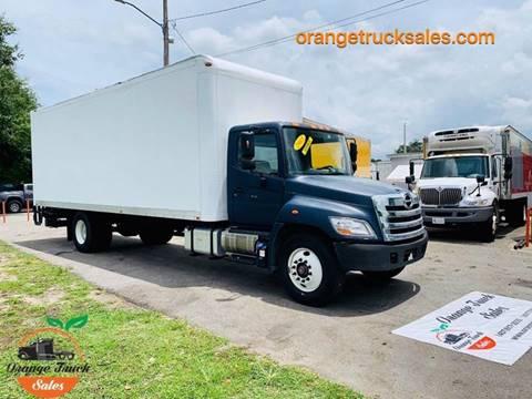 Hino For Sale in Orlando, FL - Orange Truck Sales