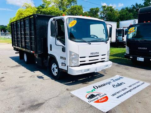 2013 Isuzu NPR-HD for sale in Orlando, FL