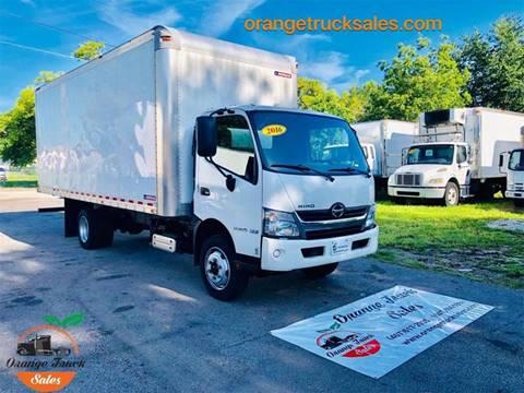 2016 Hino 195 for sale in Orlando, FL