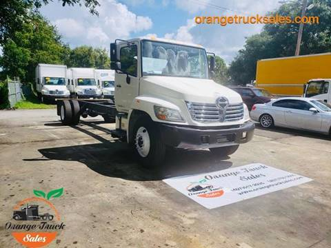 2010 Hino 338 for sale in Orlando, FL