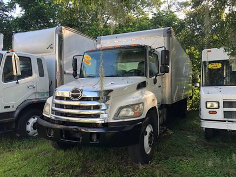 2012 Hino 268A for sale in Orlando, FL