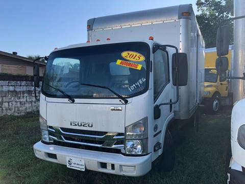 2015 Isuzu NRR for sale in Orlando, FL