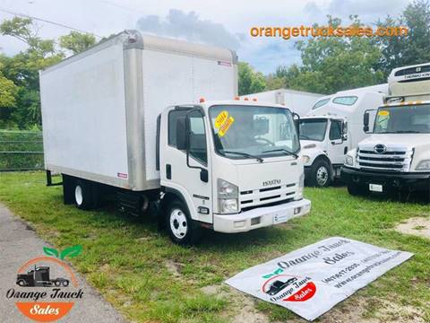 2014 Isuzu NPR-HD for sale at Orange Truck Sales in Orlando FL
