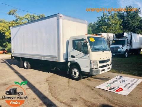2013 Mitsubishi Fuso FEC92S for sale at Orange Truck Sales in Orlando FL