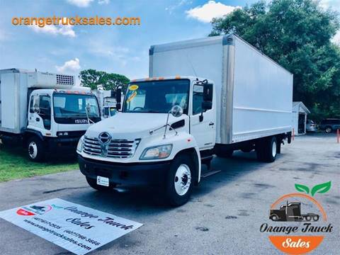 2010 Hino 268 for sale in Orlando, FL