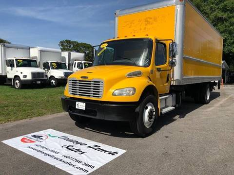 2014 Freightliner Business class M2 for sale at Orange Truck Sales in Orlando FL