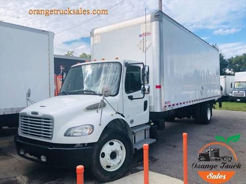 2013 Freightliner Business class M2 for sale at Orange Truck Sales in Orlando FL